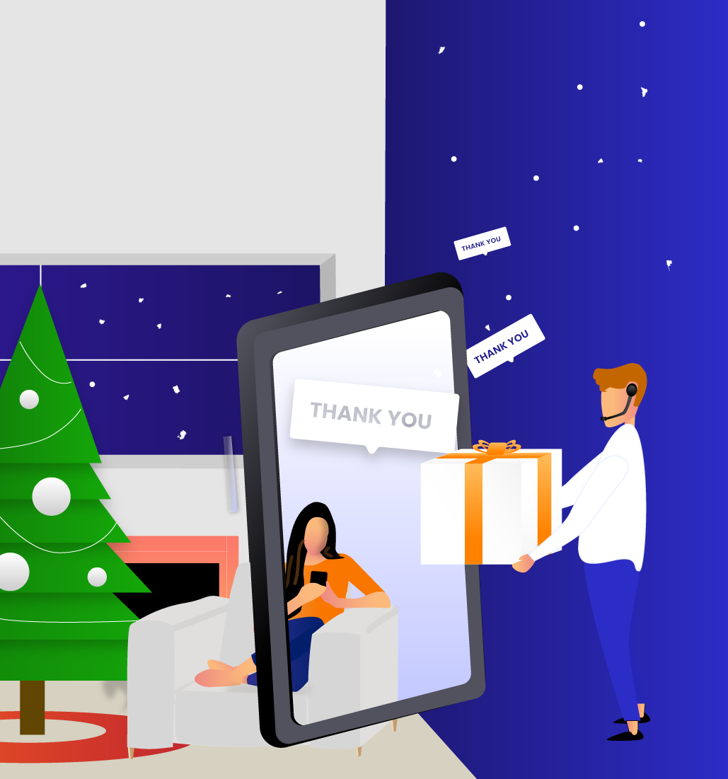We're Grateful for Video Banking's Unexpected Gifts
